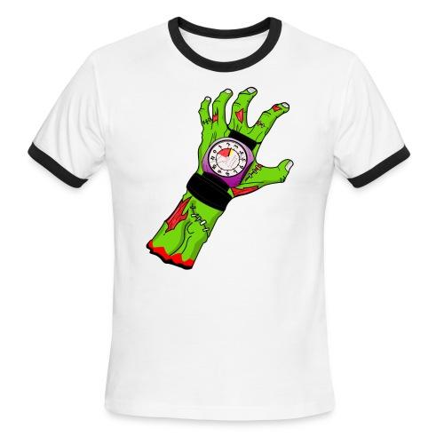 Altitude Zombie! - Men's Ringer T-Shirt