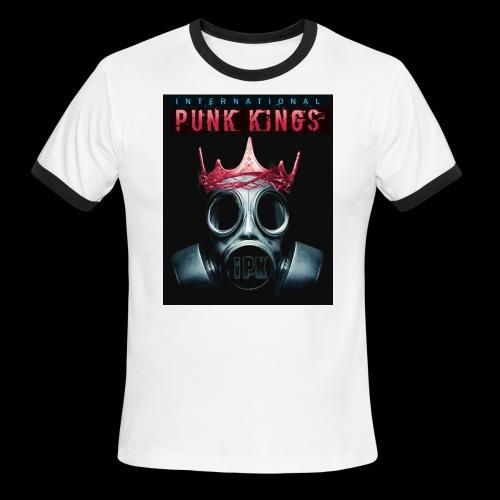 Eye Rock IPK Design - Men's Ringer T-Shirt