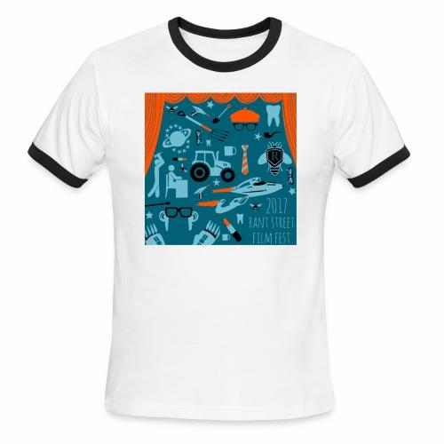 Rant Street Swag - Men's Ringer T-Shirt