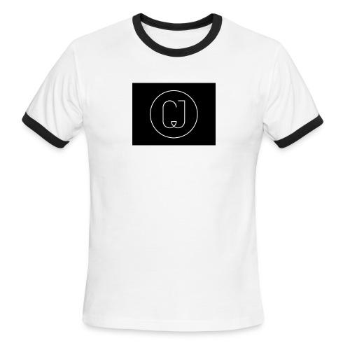 CJ - Men's Ringer T-Shirt
