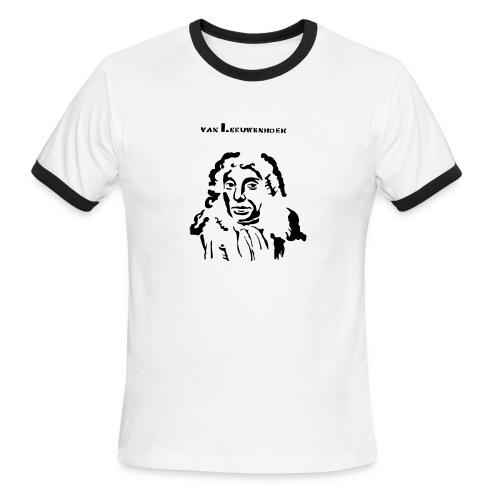 Antonie van Leeuwenhoek - Men's Ringer T-Shirt