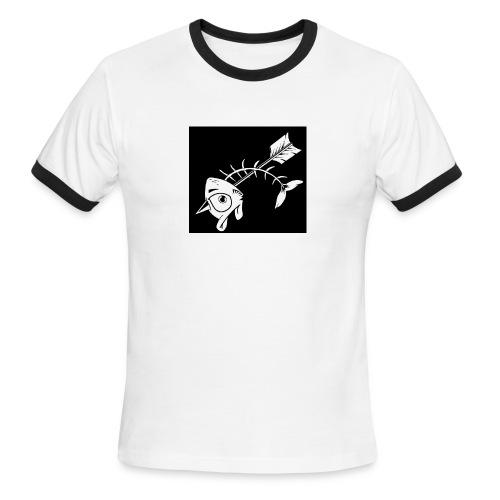 carphuntersnotext - Men's Ringer T-Shirt