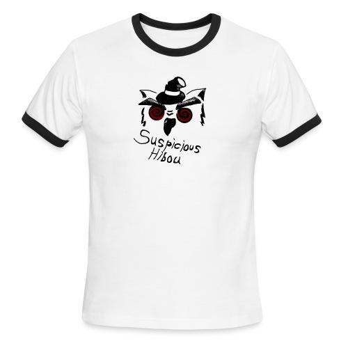 suspicious hibou dark emp - Men's Ringer T-Shirt