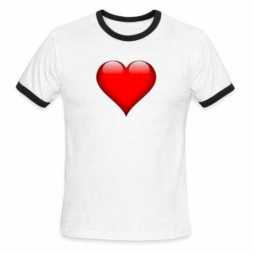 pic - Men's Ringer T-Shirt