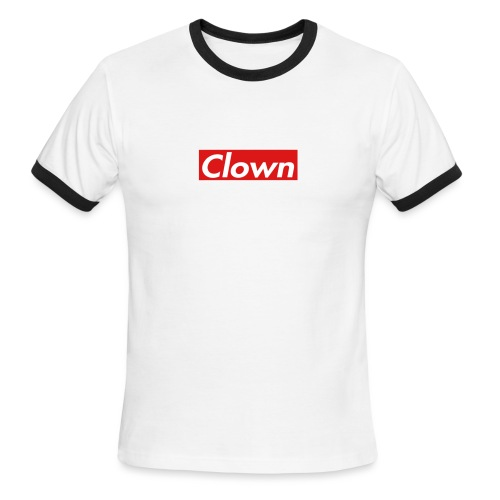 halifax clown sup - Men's Ringer T-Shirt