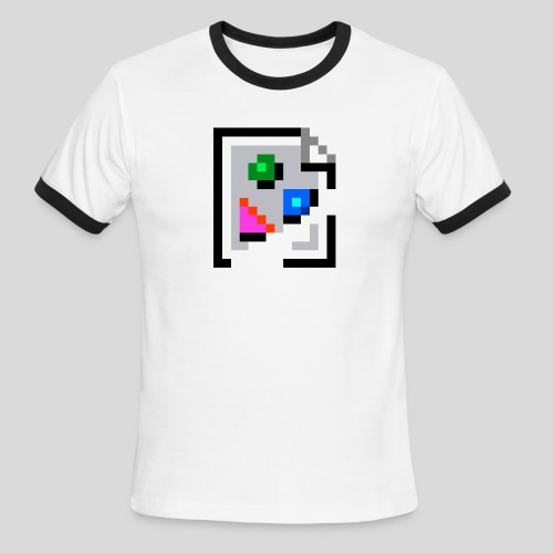 Broken Graphic / Missing image icon Mug - Men's Ringer T-Shirt