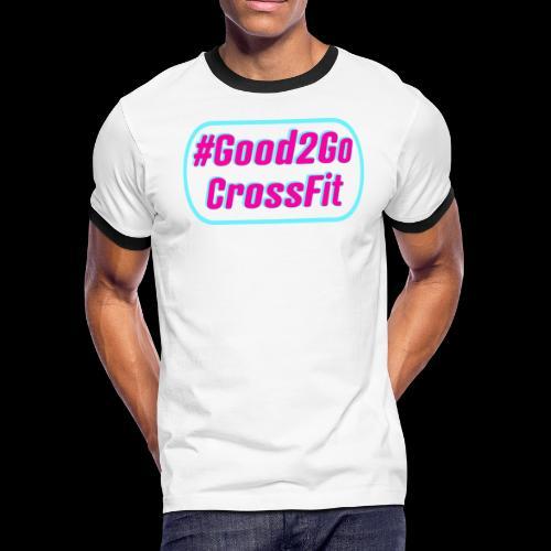 #Good2Go - Men's Ringer T-Shirt