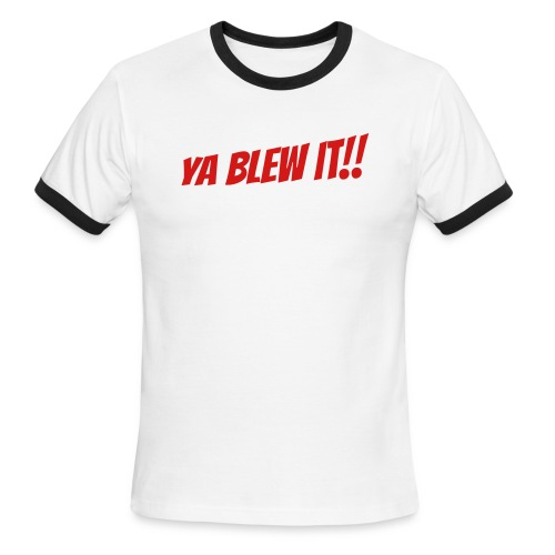 blewit1 - Men's Ringer T-Shirt