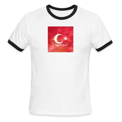 TurkiyeCraft - Men's Ringer T-Shirt