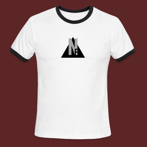 Basic NF Logo - Men's Ringer T-Shirt