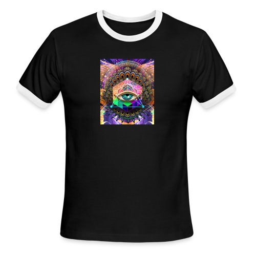 ruth bear - Men's Ringer T-Shirt
