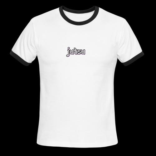 jutsu OG tee - Men's Ringer T-Shirt