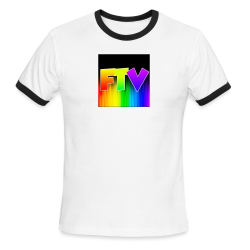 Other Rainbow Option - Men's Ringer T-Shirt