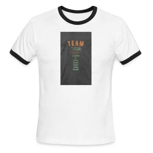 Team 10JR official - Men's Ringer T-Shirt
