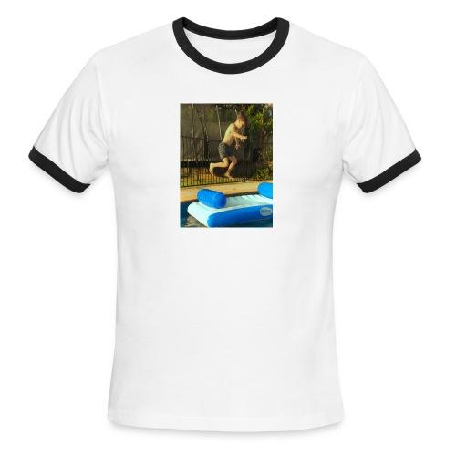 jump clothing - Men's Ringer T-Shirt
