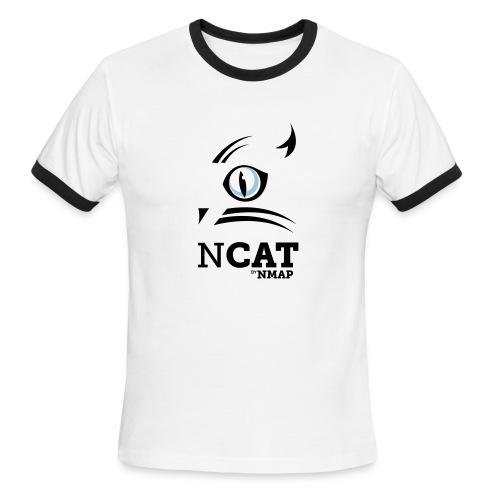 nmap ncat - Men's Ringer T-Shirt