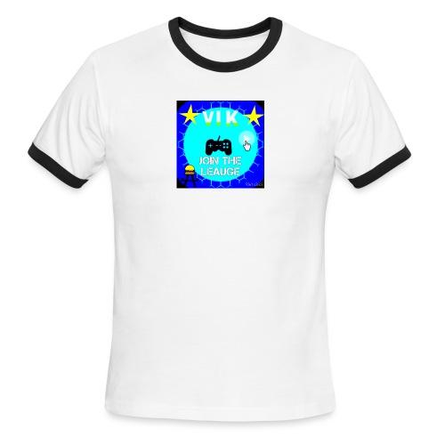 MInerVik Merch - Men's Ringer T-Shirt