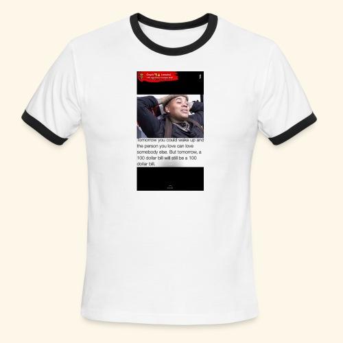 DTB - Men's Ringer T-Shirt