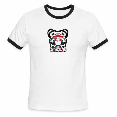 Eager Beaver - Men's Ringer T-Shirt