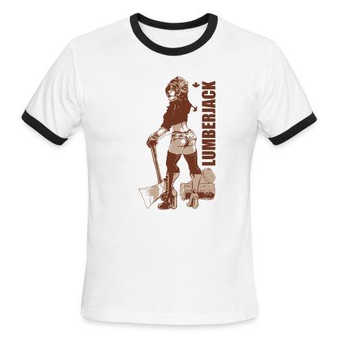 Lumberjack - Men's Ringer T-Shirt