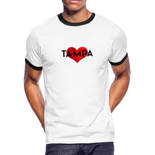 Tampa Love - Men's Ringer T-Shirt
