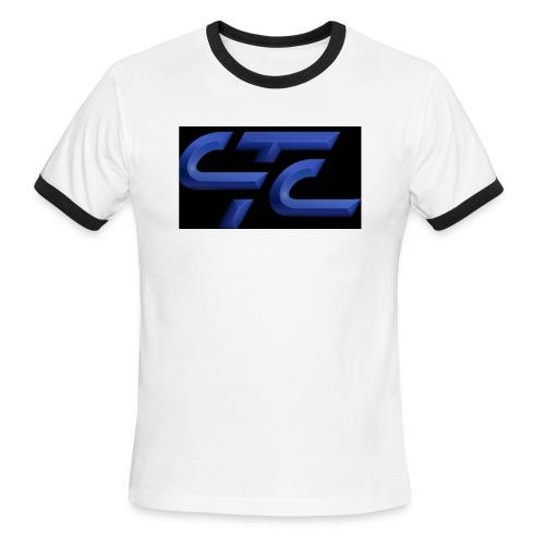 4CA47E3D 2855 4CA9 A4B9 569FE87CE8AF - Men's Ringer T-Shirt