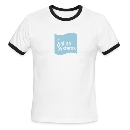 saline systems - Men's Ringer T-Shirt