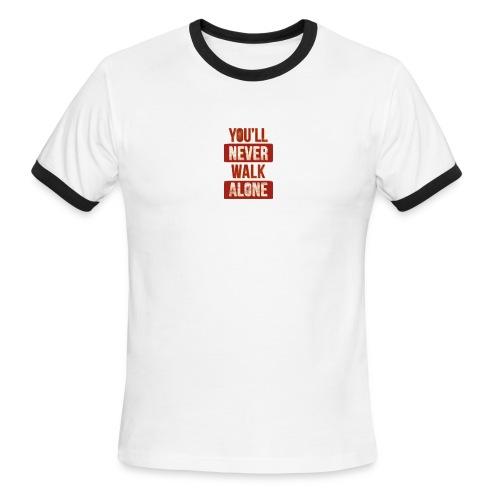 liverpool fc ynwa - Men's Ringer T-Shirt