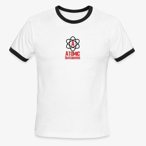 Atom - Men's Ringer T-Shirt