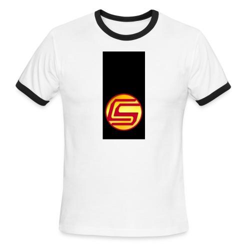 siphone5 - Men's Ringer T-Shirt