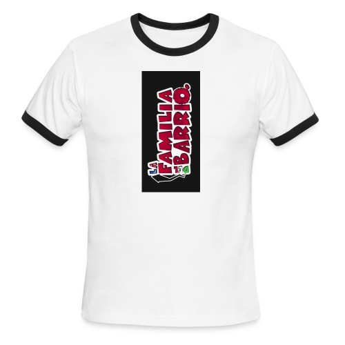 case2biphone5 - Men's Ringer T-Shirt