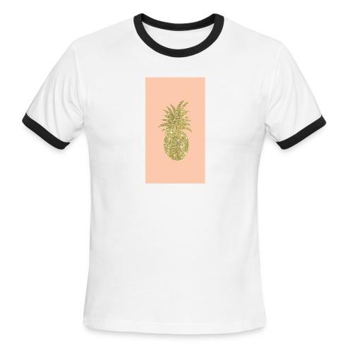 pinaple - Men's Ringer T-Shirt