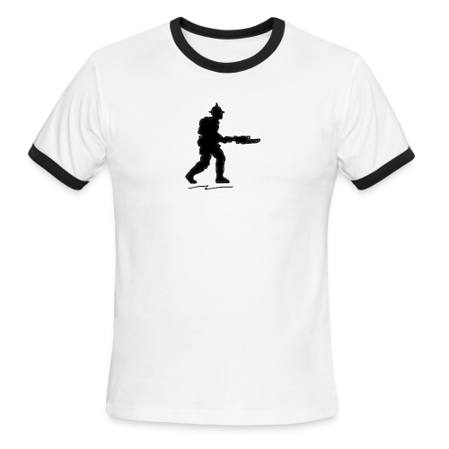 ww1 infantry - Men's Ringer T-Shirt