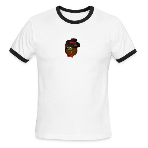 Bears in tophats - Men's Ringer T-Shirt