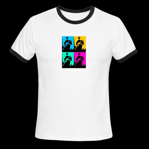 LGBT Support - Men's Ringer T-Shirt