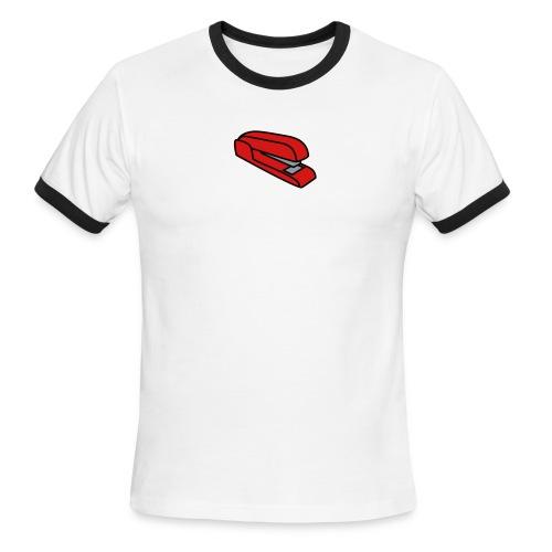 stapler - Men's Ringer T-Shirt