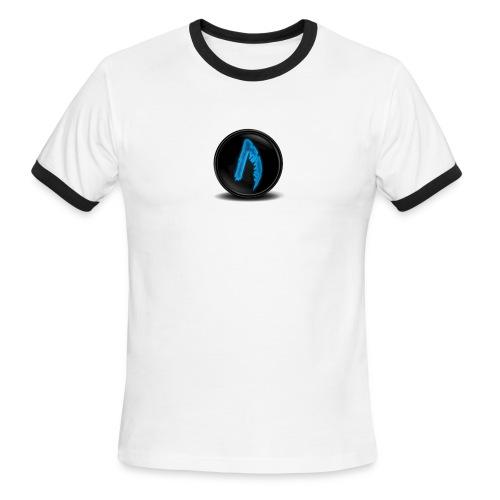 LBV Winger Merch - Men's Ringer T-Shirt