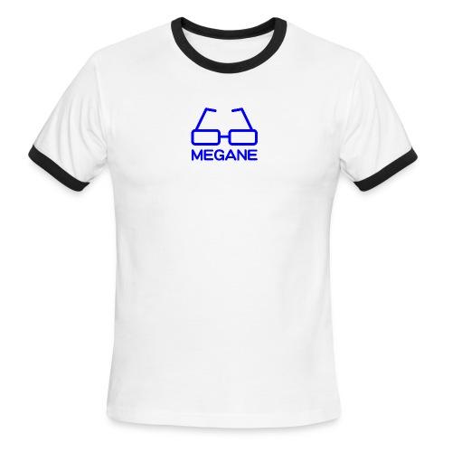 MEGANE - Men's Ringer T-Shirt
