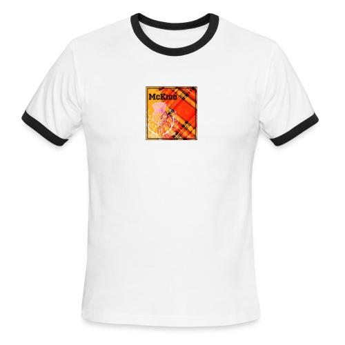 mckidd name - Men's Ringer T-Shirt
