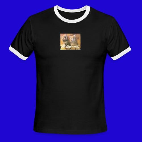 Cute Cats - Men's Ringer T-Shirt