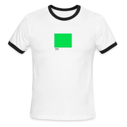 spotify - Men's Ringer T-Shirt