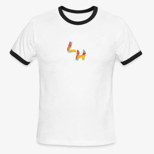 Los Hermanos Logo - Men's Ringer T-Shirt