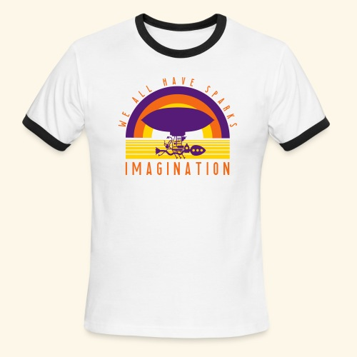 We All Have Sparks - Men's Ringer T-Shirt