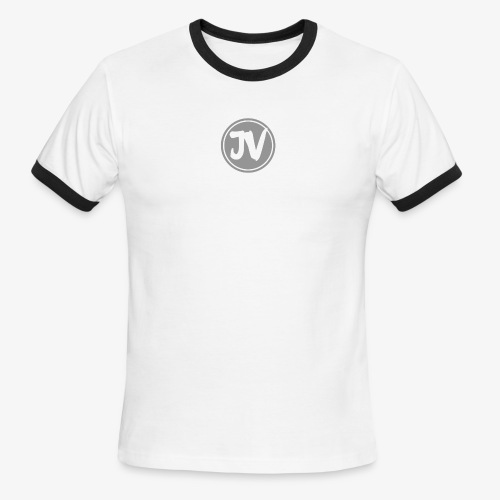 My logo for channel - Men's Ringer T-Shirt
