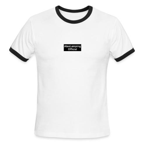 AlexLampingOfficial - Men's Ringer T-Shirt