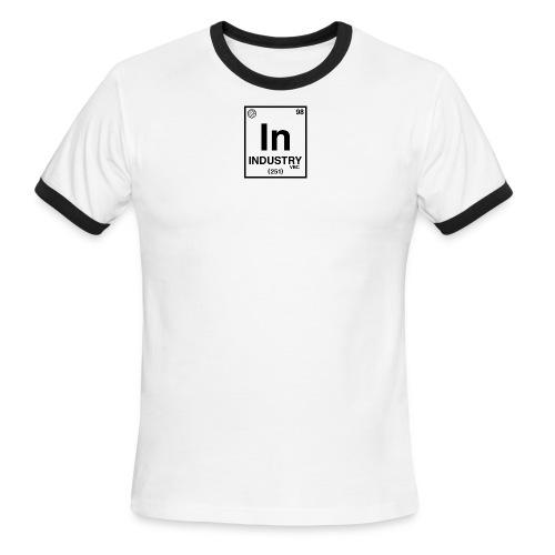 PeriodicLogoScreen - Men's Ringer T-Shirt