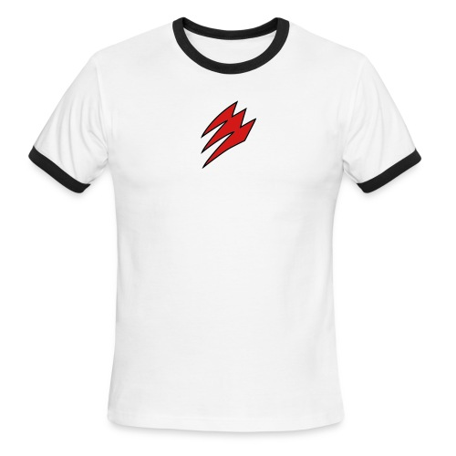 scrtcstroke - Men's Ringer T-Shirt