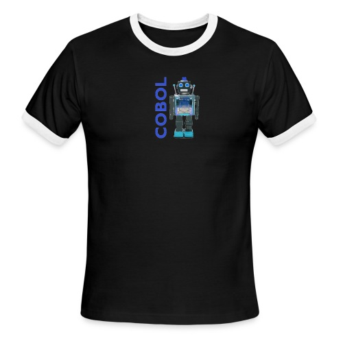 Robol - Men's Ringer T-Shirt