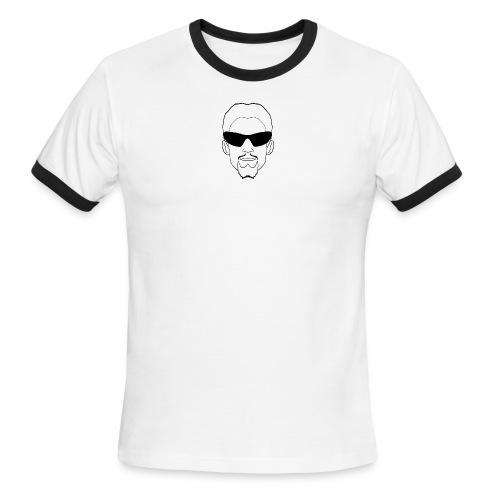 Thomas EXOVCDS - Men's Ringer T-Shirt