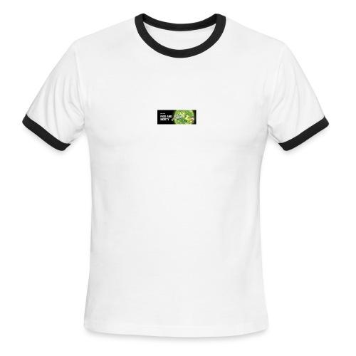 flippy - Men's Ringer T-Shirt